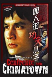 Confronto em Chinatown - Poster / Capa / Cartaz - Oficial 1