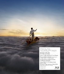 Pink Floyd - The Endless River - Poster / Capa / Cartaz - Oficial 1