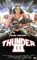 Thunder 3 - O Homem Trovão (Thunder III / Thunder Warrior III)