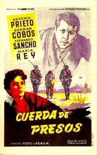 Cuerda de Presos - Poster / Capa / Cartaz - Oficial 1