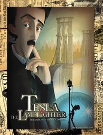 Tesla and the Lamplighter - Poster / Capa / Cartaz - Oficial 1