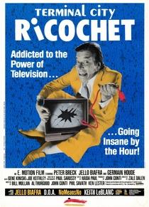 Terminal City Ricochet - Poster / Capa / Cartaz - Oficial 1