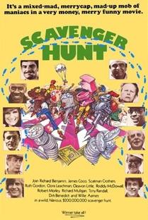 Scavenger Hunt  - Poster / Capa / Cartaz - Oficial 1