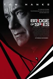 Ponte dos Espiões - Poster / Capa / Cartaz - Oficial 1