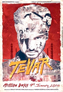 Tevar - Poster / Capa / Cartaz - Oficial 3