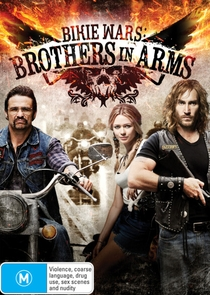 Bikie Wars: Brothers In Arms - Poster / Capa / Cartaz - Oficial 2