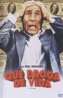 Que Droga de Vida - Poster / Capa / Cartaz - Oficial 5