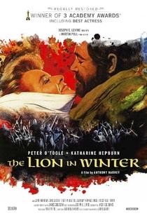 O Leão no Inverno - Poster / Capa / Cartaz - Oficial 6