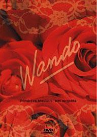 Wando - Romantico Brasileiro, Sem Vergonha - Poster / Capa / Cartaz - Oficial 1