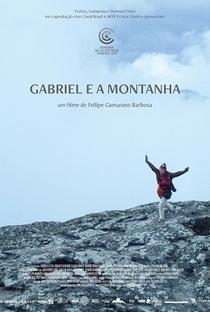 Gabriel e a Montanha - Poster / Capa / Cartaz - Oficial 2