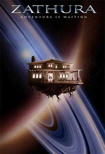 Zathura: Uma Aventura Espacial - Poster / Capa / Cartaz - Oficial 2