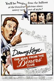 O Homem do Diner's Club - Poster / Capa / Cartaz - Oficial 2