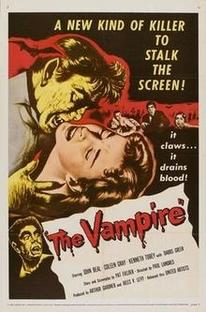 O Vampiro / O Monstro Sanguinário - Poster / Capa / Cartaz - Oficial 1