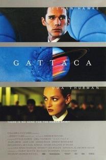 Gattaca, uma Experiência Genética - Poster / Capa / Cartaz - Oficial 2