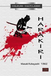 Harakiri - Poster / Capa / Cartaz - Oficial 12
