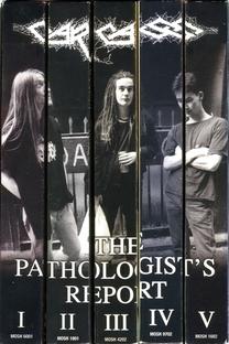 Carcass - The Pathologist's Report - Poster / Capa / Cartaz - Oficial 1
