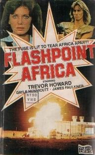 Ponto de Fusão, África - Poster / Capa / Cartaz - Oficial 1