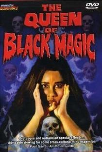 The Queen of Black Magic - Poster / Capa / Cartaz - Oficial 1