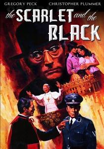 O Escarlate e o Negro - Poster / Capa / Cartaz - Oficial 1