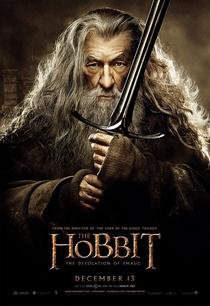 O Hobbit: A Desolação de Smaug - Poster / Capa / Cartaz - Oficial 9