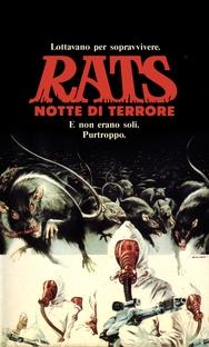 Ratos - A Noite do Terror - Poster / Capa / Cartaz - Oficial 1
