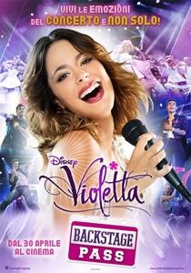Violetta - O Show - Poster / Capa / Cartaz - Oficial 4