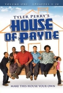 House of Payne - Poster / Capa / Cartaz - Oficial 1