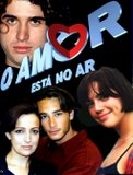 O Amor Está no Ar - Poster / Capa / Cartaz - Oficial 5