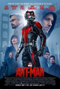 Homem-Formiga - Poster / Capa / Cartaz - Oficial 7
