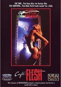 Café Flesh - Poster / Capa / Cartaz - Oficial 2