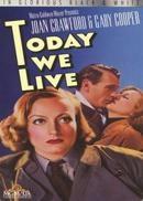 Vivamos Hoje - Poster / Capa / Cartaz - Oficial 1