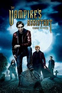 Circo dos Horrores - Aprendiz de Vampiro - Poster / Capa / Cartaz - Oficial 6