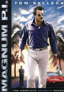 Magnum (7ª Temporada) - Poster / Capa / Cartaz - Oficial 1