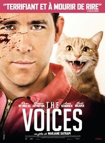 As Vozes - Poster / Capa / Cartaz - Oficial 5
