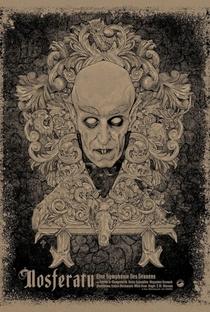 Nosferatu - Poster / Capa / Cartaz - Oficial 2
