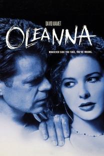 Oleanna - Poster / Capa / Cartaz - Oficial 3