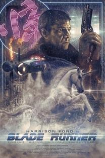 Blade Runner: O Caçador de Andróides - Poster / Capa / Cartaz - Oficial 19