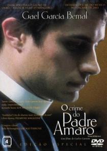 O Crime do Padre Amaro - Poster / Capa / Cartaz - Oficial 7