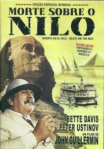 Morte sobre o Nilo - Poster / Capa / Cartaz - Oficial 16