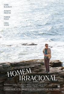Homem Irracional - Poster / Capa / Cartaz - Oficial 3