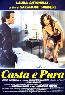 Casta e Pura - Poster / Capa / Cartaz - Oficial 1