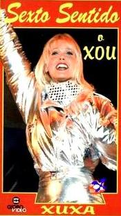 Xuxa Sexto Sentido: O Xou - Poster / Capa / Cartaz - Oficial 1