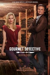 Gourmet Detective: Death Al Dente - Poster / Capa / Cartaz - Oficial 1