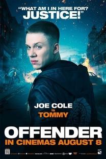 Offender - Poster / Capa / Cartaz - Oficial 2