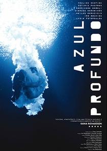 Azul Profundo - Poster / Capa / Cartaz - Oficial 1