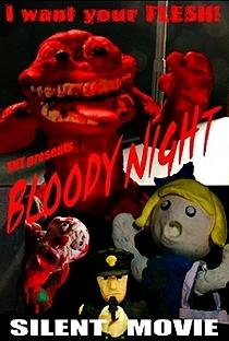 Bloody Night - Poster / Capa / Cartaz - Oficial 1