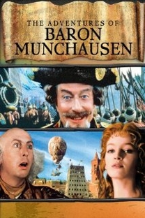 As Aventuras do Barão Munchausen - Poster / Capa / Cartaz - Oficial 6