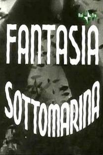 Fantasia submarina - Poster / Capa / Cartaz - Oficial 1