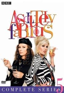Absolutely Fabulous (5ª temporada) - Poster / Capa / Cartaz - Oficial 1
