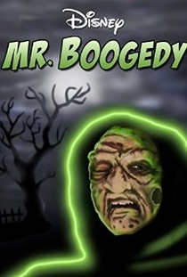 O Espectro do Sr. Boogedy - Poster / Capa / Cartaz - Oficial 1